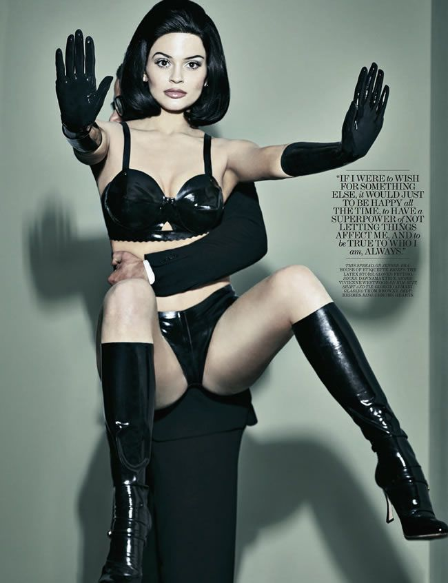 Kylie Jenner Most Daring Shoot for Interview Mag