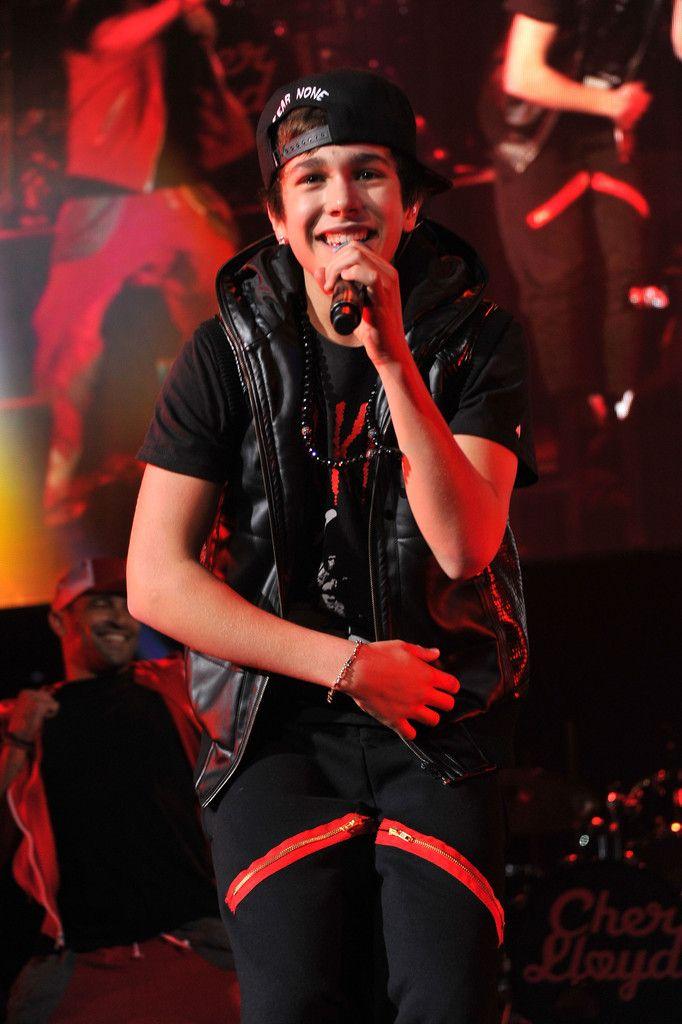 Austin Mahone Photos: Hot 99.5's Jingle Ball 2012 Presented By Charleston…
