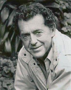 Charles Aidman, tv actor, scenarist  1925-93