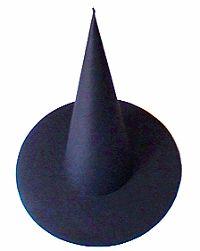 Fabrication d'un chapeau de sorcière