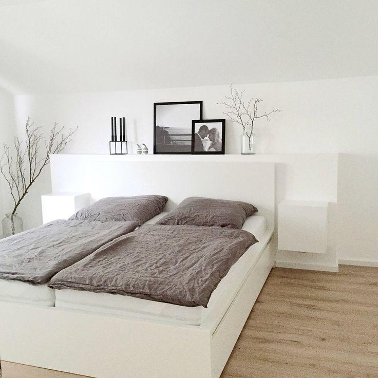 Schöner Wohnen Schlafzimmer Ideen: Die Besten 25+ Schlafzimmer Dachschräge Ideen Auf