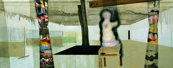mamma andersson | Nordic Pavilion 2004