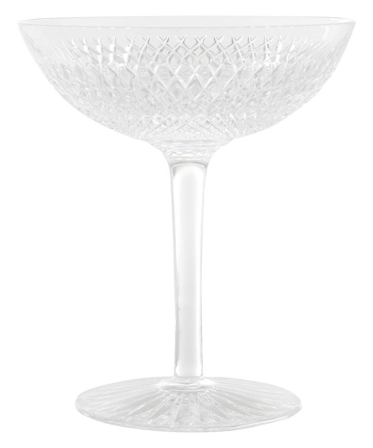 Crystal II Champagne Glass
