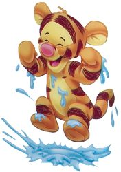 baby+tigger+pictures | Disney Babys - Tigger
