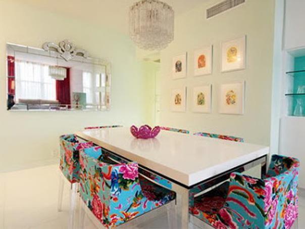 Tips para decorar el comedor al estilo hippie