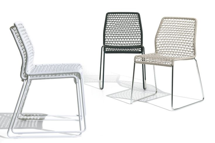 Vela Velina Chair by Studio Hannes Wettstein for Accademia | Space Furniture