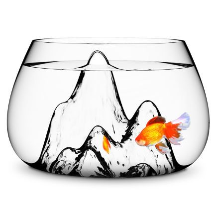 FishscapeDecor, Ideas, Aruliden, Stuff, Fishscap Fishbowl, Things, Products, Fish Bowls, Design