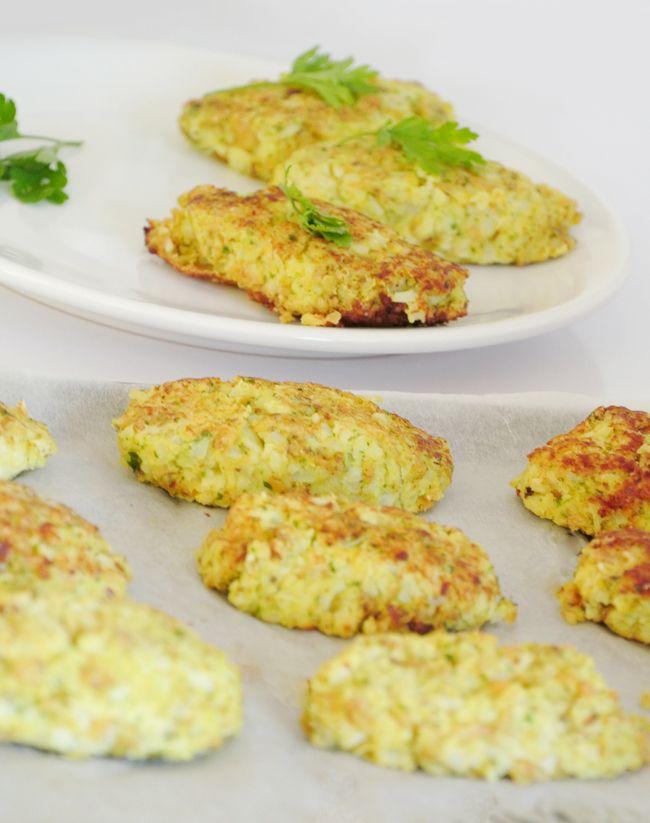 Stylowo i Zdrowo: Fit kotlety warzywne z kalafiora