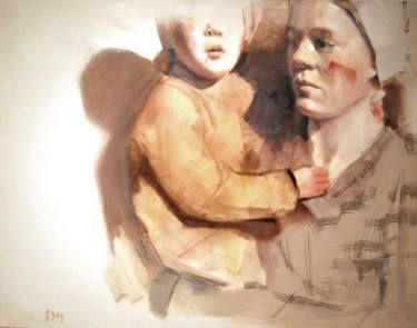 """Saatchi Art Artist Silja Selonen; Painting, """"siirto 20"""" #art"""