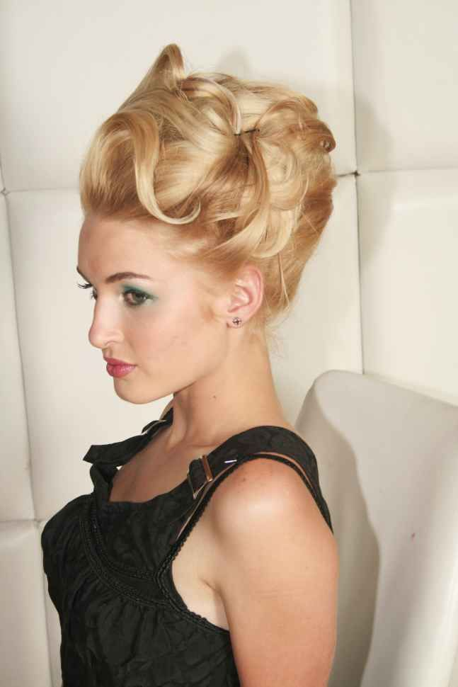Pleasant 1000 Images About Updos On Pinterest Fringe Braid Updo And Short Hairstyles For Black Women Fulllsitofus