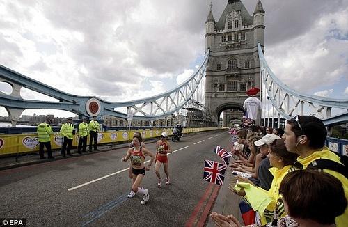Revisan los planes de seguridad para el Maratón de Londres 2013 - RunMX  http://www.runmx.com/revisan-los-planes-de-seguridad-para-el-maraton-de-londres-2013/