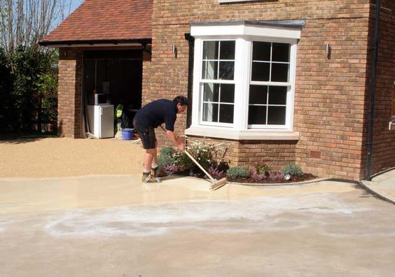 Resin bonded gravel drives. Are they a DIY job?