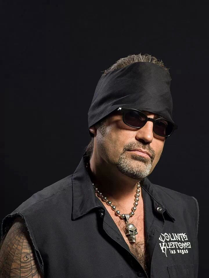 Danny Koker - Counts Kustoms