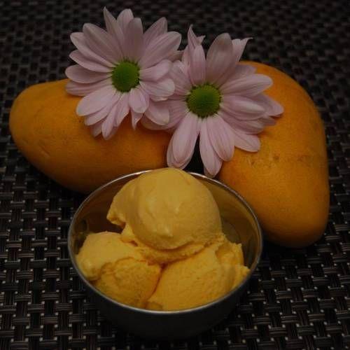 Mango Cheesecake Kulfi - Indian Ice Cream