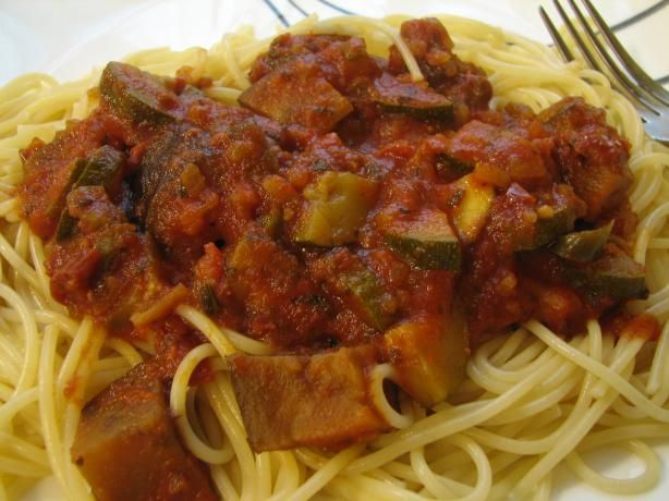 Crock Pot Ratatouille - perfect for a cold winter day! @Margaret McCann, I bet you can freeze it!