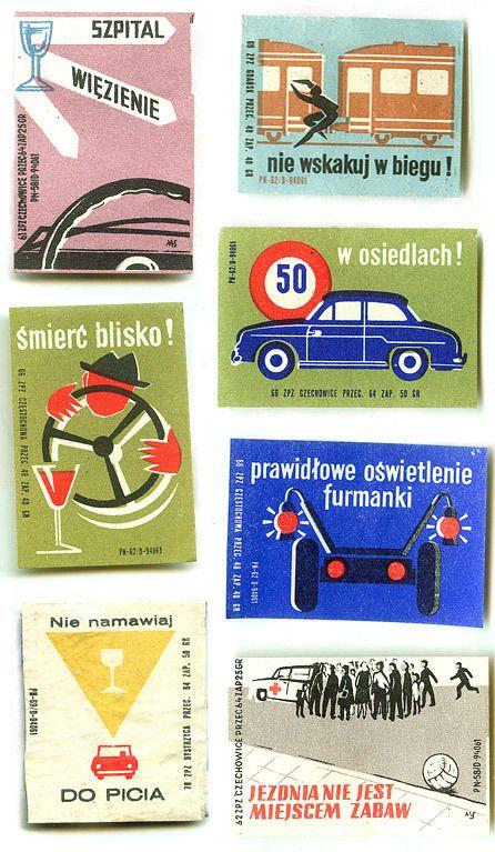 PLR-Poland etykiety zapałczane