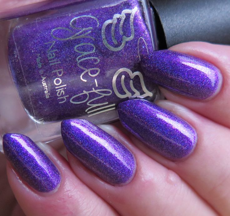 Marvelous Creation is a gorgeous bright purple holo with pink shimmer. It is an oops shade as the pigment has sunk to some degree. It can still be shaken and worn but the pricing is because of the ...