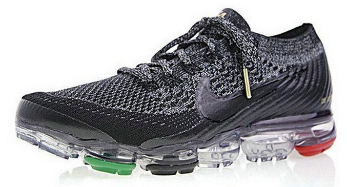 c8e95d28ba8 Nike Air Vapormax Flyknit Bhm Black White Pale Grey Metallic Gold Aq0924007  Cheapest And Newest Shoe