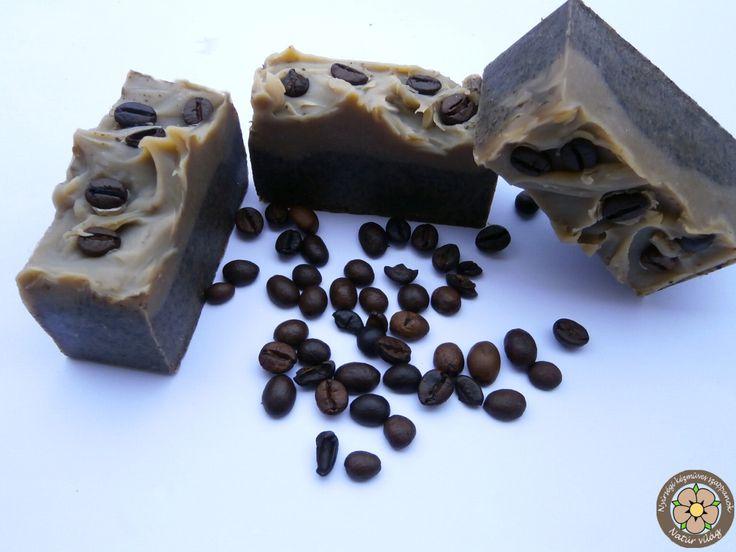 Mézes cappuccino szappan nem csak kávémádóknak :)