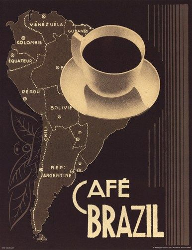 Coffee from Brazil is delicious. :) My friend is from Brazil and she brought home some coffee from her last visit, and oh my goodness... It was heavenly. ;)