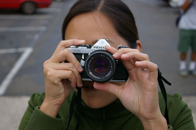 The Old Pentax ME by a_sorense, via Flickr