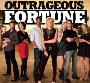 Outrageous Fortune - love this show