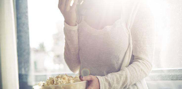 ¡Acción!: los mejores aperitivos para una noche de cine : Album photo - enfemenino