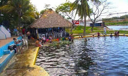 Termales de Tipitapa, Nicaragua