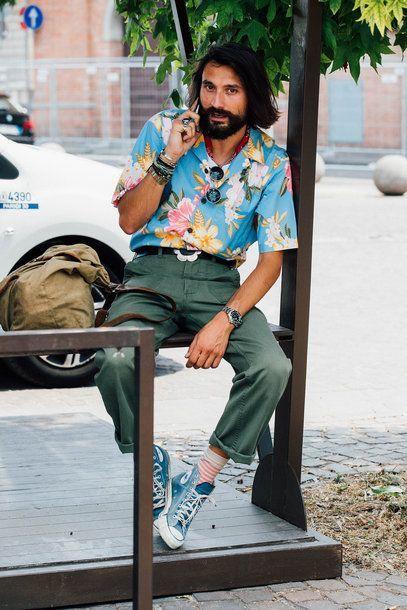 Männermodewoche: Street-Styles von der Pitti Uomo in Florenz - VOGUE