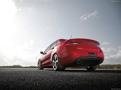 Dodge Dart GT 2013 poster, #poster, #mousepad, #Dodge #printcarposter