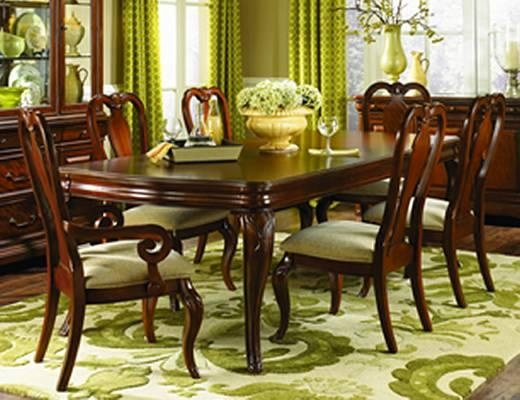 The Pure Traditional Style Of Evolution Collection Will Add Poise And Elegance To Your Home Dining Room Furniture SetsDining