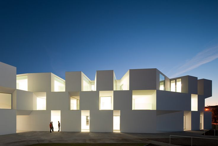 Building of the Year 2014, Healthcare Architecture: Alcácer do Sal Residences / Aires Mateus
