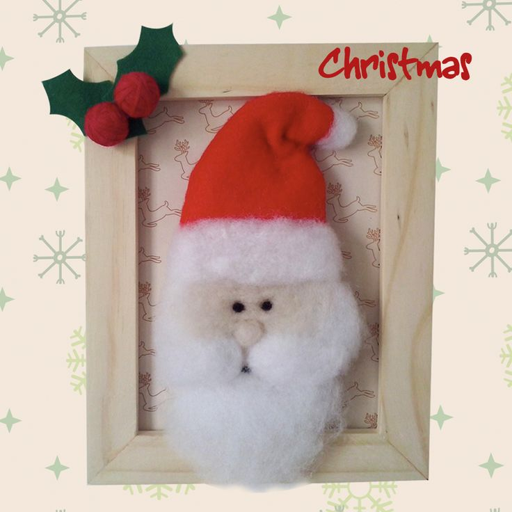 Christmas Tme - Felted