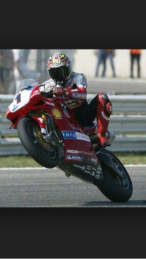 Troy Bayliss Ducati  #1
