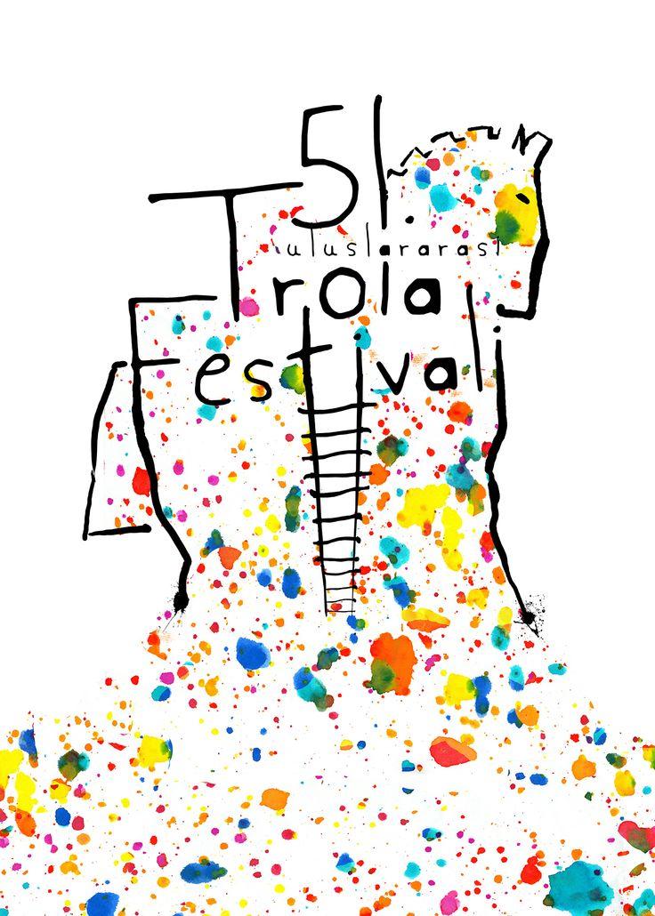 Design for Troia Festival in Turkey.
