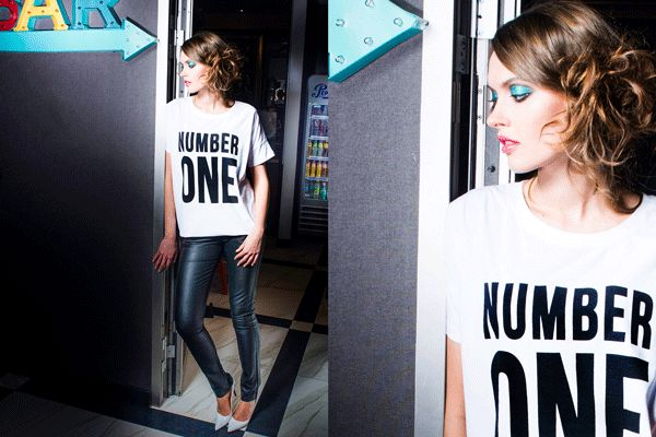 Number One tshirt behyped.pl