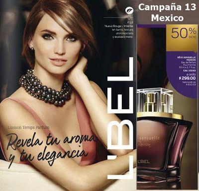 catalogo lbel campaña 13 2016