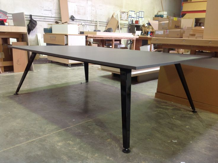 Table with Pavilion base from ISSA, thanks Rebecca!!