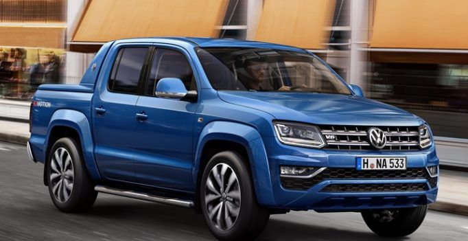 2017 Volkswagen Amarok update unveiled
