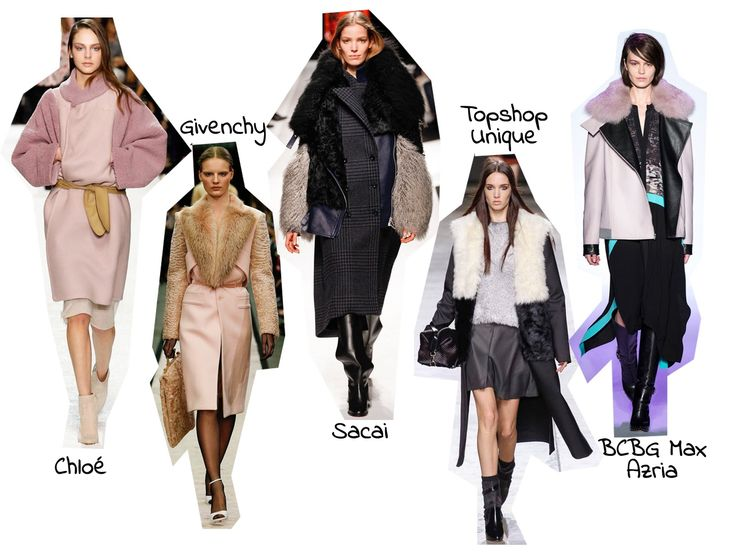 StyleSpectra: Trend Report A/W14 - Material Mix
