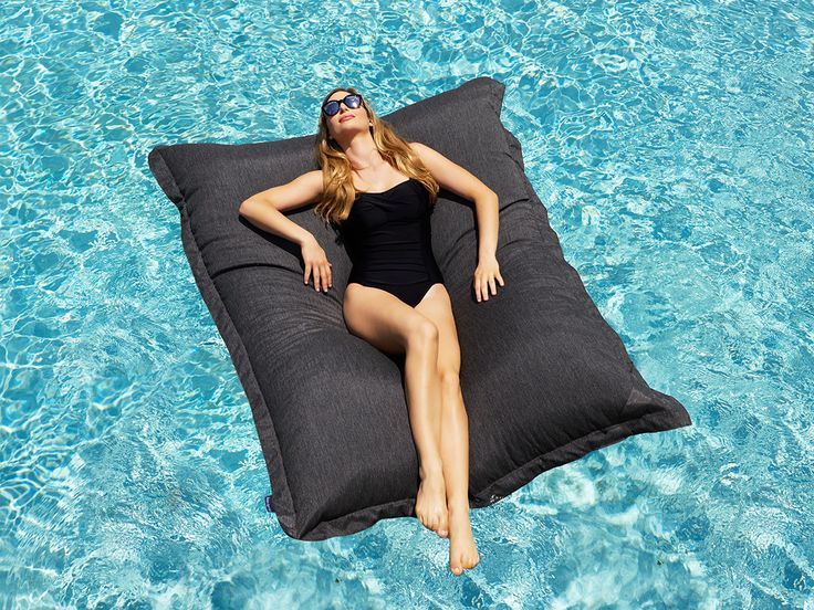 The Charcoal King Kong Pool Bean Bag is the most popular pool float sold by Bean Bags R Us
