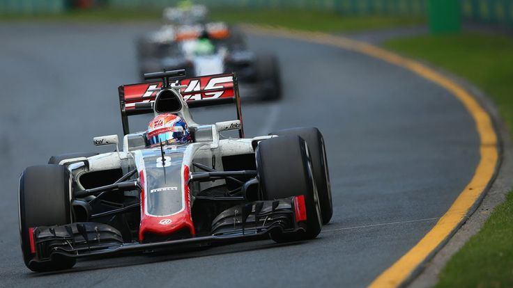 Haas F1 team owner Gene Haas has admitted their sixth place finish at the Australian Grand Prix surpassed all of their expectations