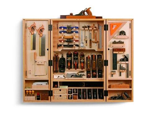 Hanging Tool Cabinet SketchUp Plan (Digital Plan)