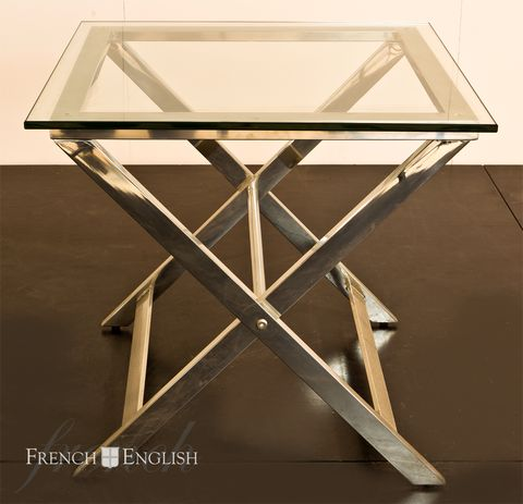 Manhatten side table - gorgeous!