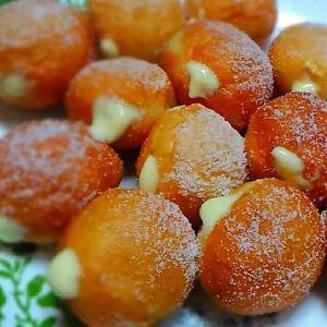 Resipi Buat Sendiri! Bavarian Donut Cheese Memang Bikin Leleh - Rasa