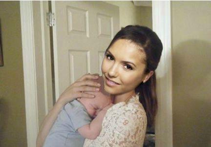 Baby Nina Dobrev Pregnant