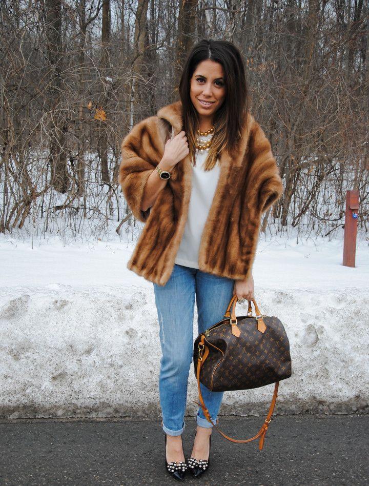 Vintage Fur Stole                                                                                                                                                                                 More