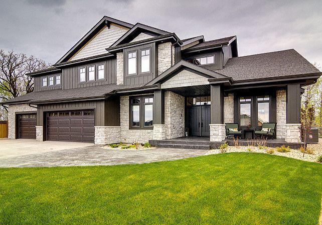 Modern Home Exterior Paint Color. Home Exterior Paint Color Ideas.