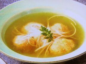 男子ごはん「ふわふわ鶏団子スープ」2月12日