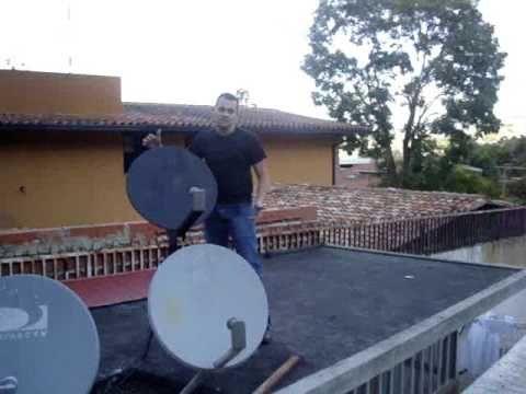 Antena Parabólica (DIRECTV)